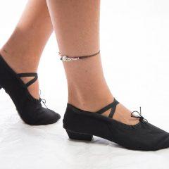 Zapatos ensayo Tacón